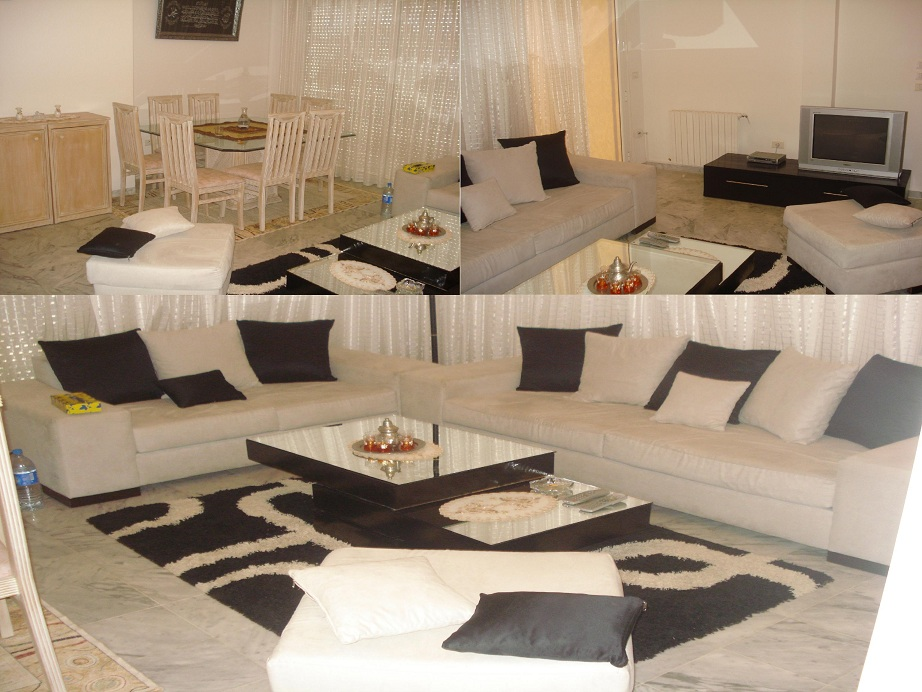 location appartement tunisie appartements en locations louer tunis. Black Bedroom Furniture Sets. Home Design Ideas