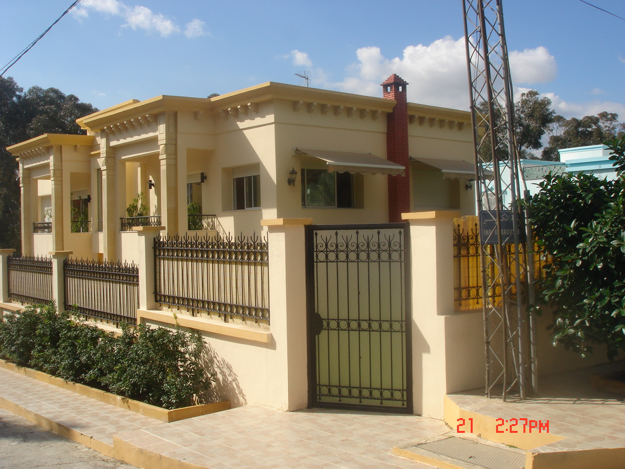 D coration gitane gascity for - Decoration villa en tunisie ...