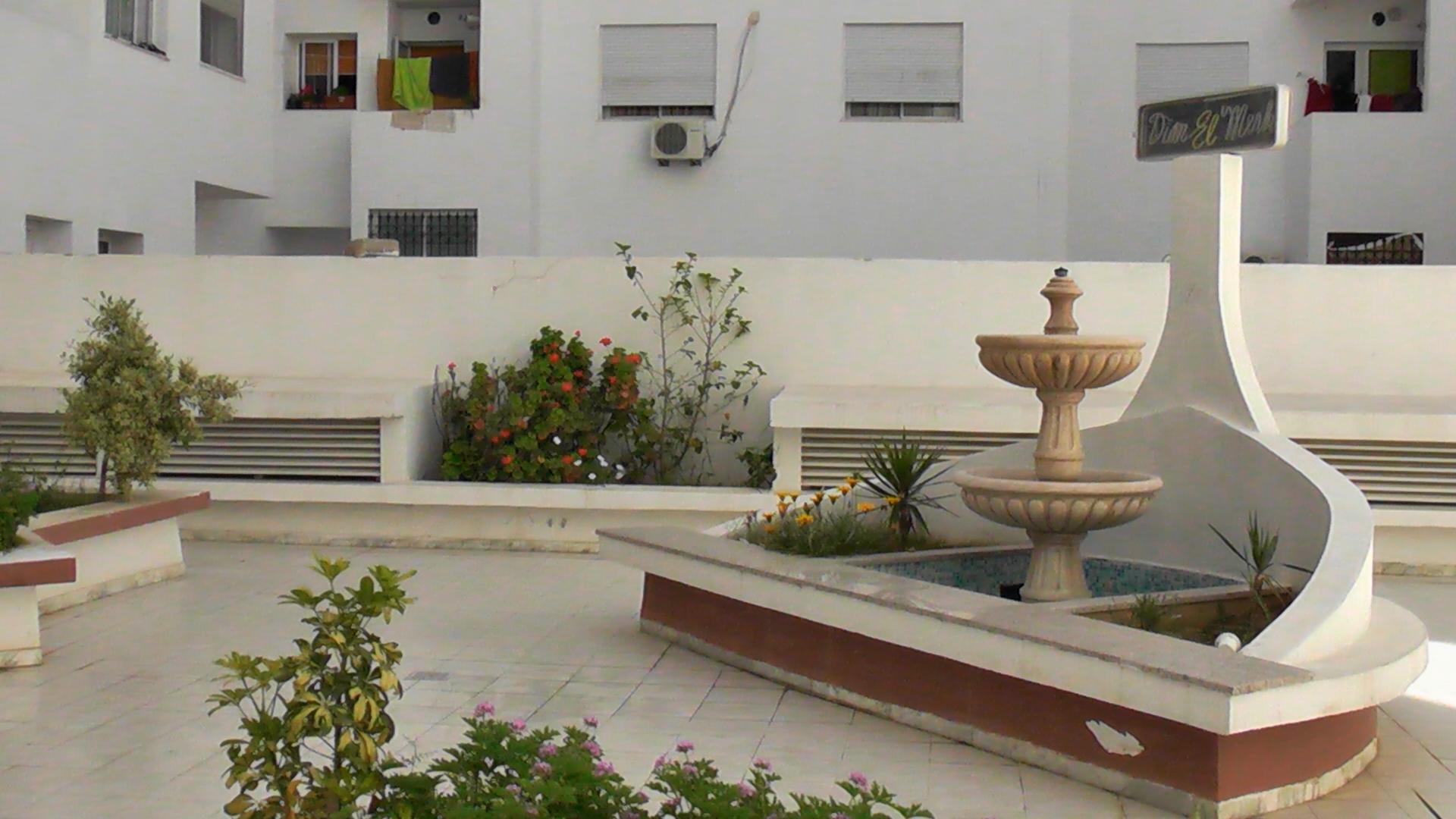 Appartement a la marsa for Inter meuble soukra