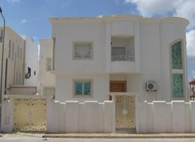 Ariana tunisie vente achat location appartement terrain for Achat de maison en tunisie