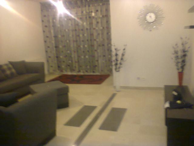 location appartement tunis