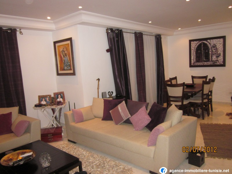 Locations en tunisie louer en tunisie appartement for Meuble kelibia tunisie prix