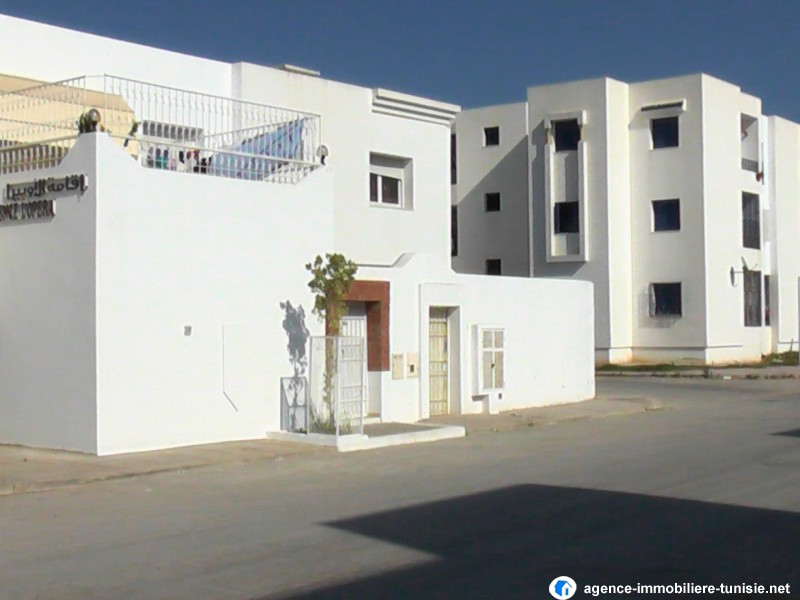 Gammarth tunisie vente achat location appartement terrain for Acheter maison tunisie