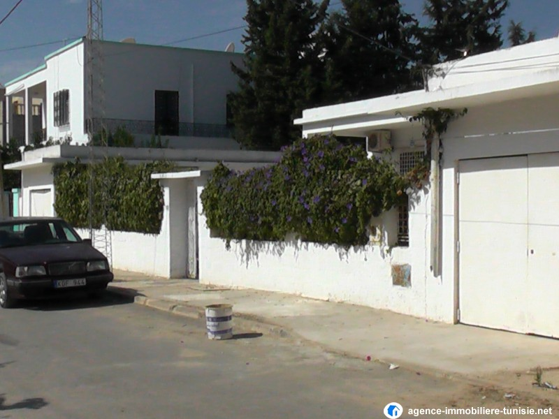 La manouba vente achat location appartement terrain maison for Achat maison tunisie