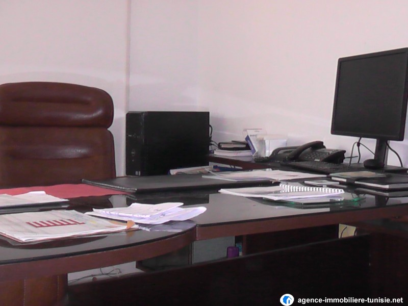 Bureau En Tunisie : Bureau a louer manouba