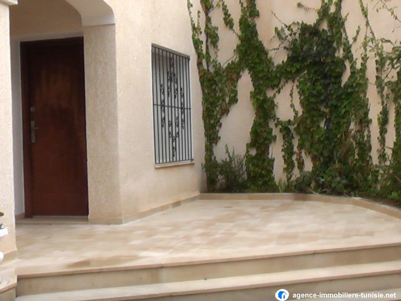 Awesome Exemple Facon De Entre Villa En Tunisie Ideas  Design
