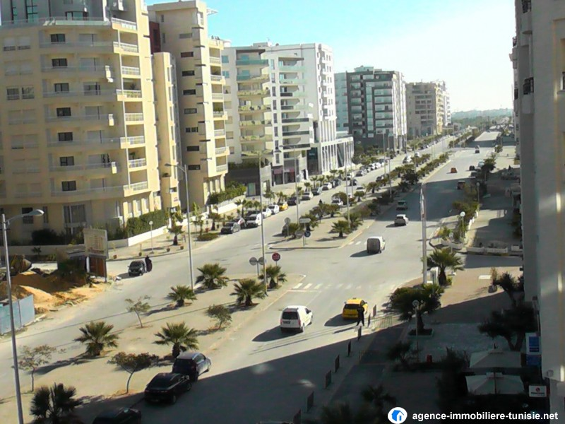 Tunis vente achat location appartement terrain maison for Achat location maison