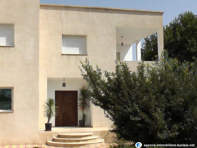 Tunis vente achat location appartement terrain maison for Achat location appartement
