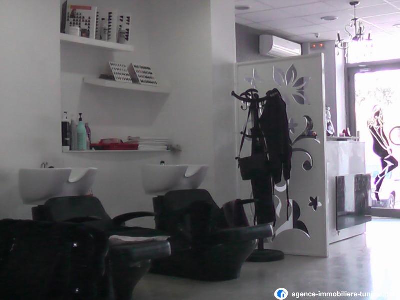 Salon de coiffure pour femme tunis